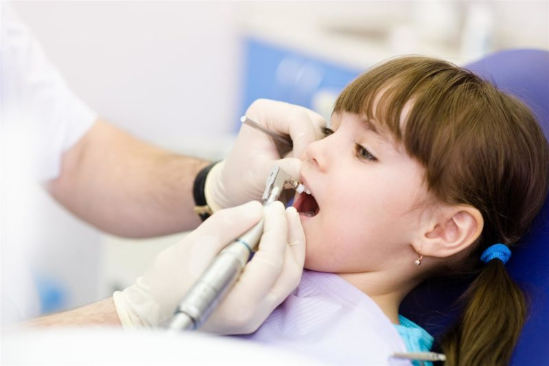 Anesthesia Development in Pediatric Dentistry